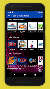 Radio Dominican Republic - Radios Dominican Online - náhled