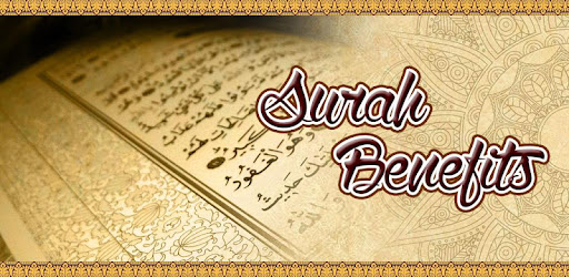 Surah Benefits - Apps on Google Play