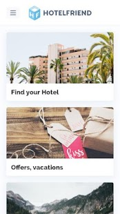 HotelFriend - hotels & services, travel deals - náhled