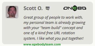 Photo: Real EPX Body Team Member Testimonial - Scott