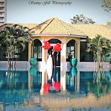 Wedding photographer Sunny Gill (Gill1). Photo of 05.10.2017