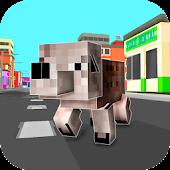 Cube World: Dog Simulator 3D