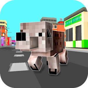 Cube World: Dog Simulator 3D for PC and MAC
