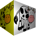 LEARNING ANIMALS 3D icon