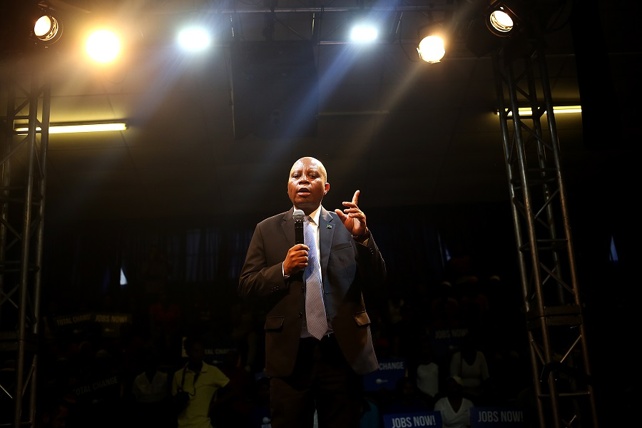 Herman Mashaba's ActionSA rejects IEC notion that its logo and name are similar to another party - Business Day