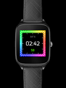 Chroma Watch face screenshot 9