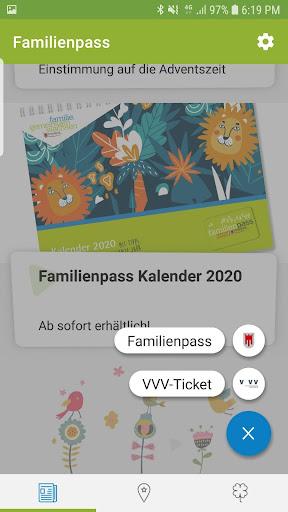 Vorarlberger Familienpass 2.0 screenshots 1