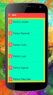 Download Kumpulan Pantun Terlengkap For PC Windows and Mac apk screenshot 1