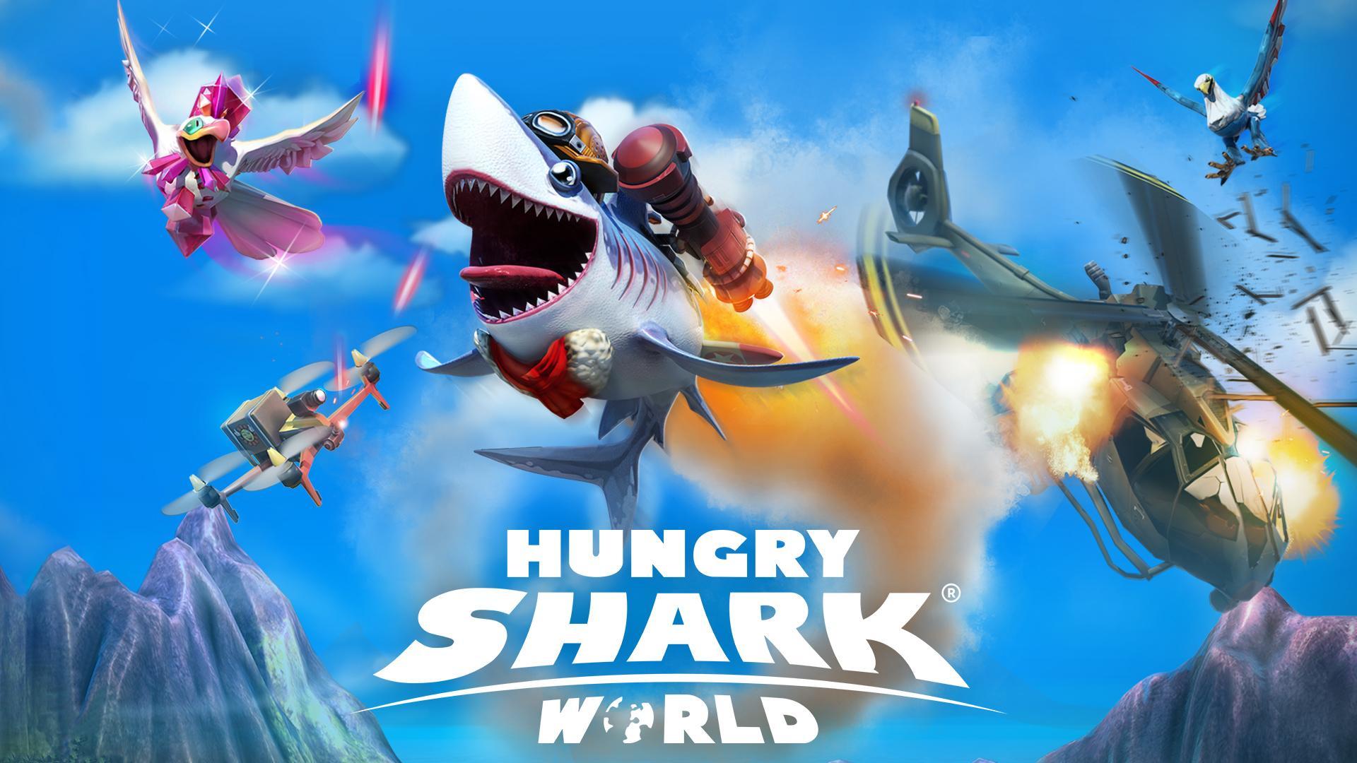 Hungry Shark World screenshot #5