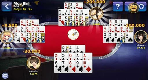 GameVip - Game danh bai doi thuong Online 1.0.0 4