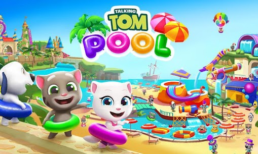 Talking Tom Pool Apk 7