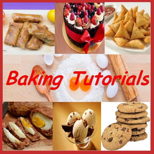 Baking Tutorials & Recipes