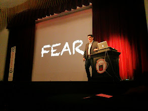 Photo: The Theme of Jim's Keynote
