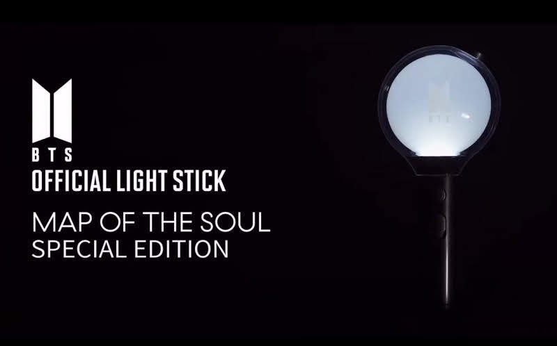 Bighit Releases New Army Bomb Edition Map Of The Soul On Set Of