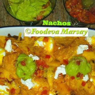 Nachos (Foodeva Marsay)