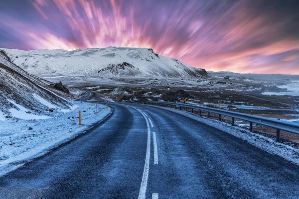La via che conduce ai sogni di giusepperussofoto