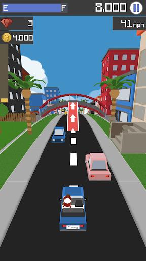 Crosswalk Joyride mod apk 0.1 screenshots 1