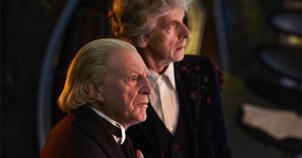 David Bradley close to tears when filming Doctor Who Christmas special