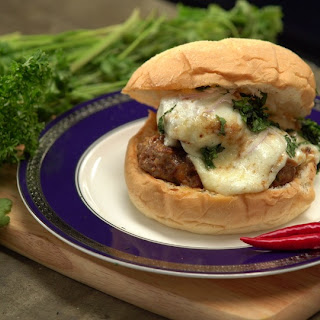 Red Curry Meatball Sub Sandwich Recipe