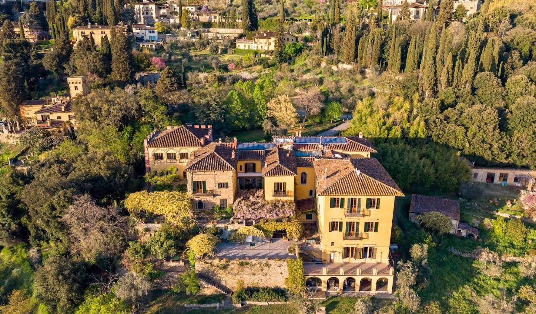 Villa avec jardin et terrasse Fiesole