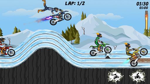 Télécharger Stunt Extreme / Cascade extrême - garçon BMX APK MOD (Astuce) screenshots 3
