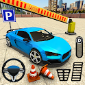 Car Parking Driver Test: Multistory Driving Mania icon