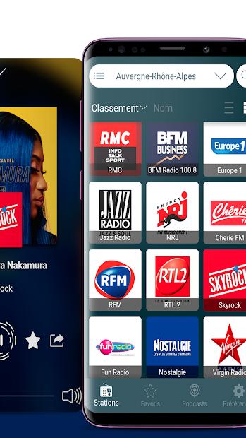 Radios France: FM Radio and Internet Radio on Google Play