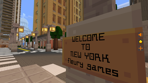 Exploration New York City game (apk) free download for Android/PC/Windows screenshot