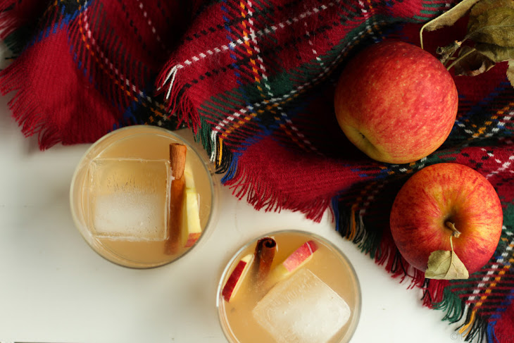 Maple Whiskey Cider Recipe