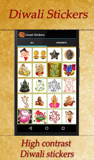 Happy Diwali Stickers  screenshots 4