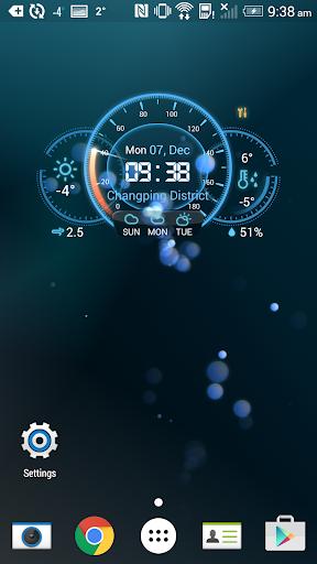 免費下載天氣APP|儀表板帥氣風格時鐘天氣小工具,特殊設計,專業精準天氣app app開箱文|APP開箱王