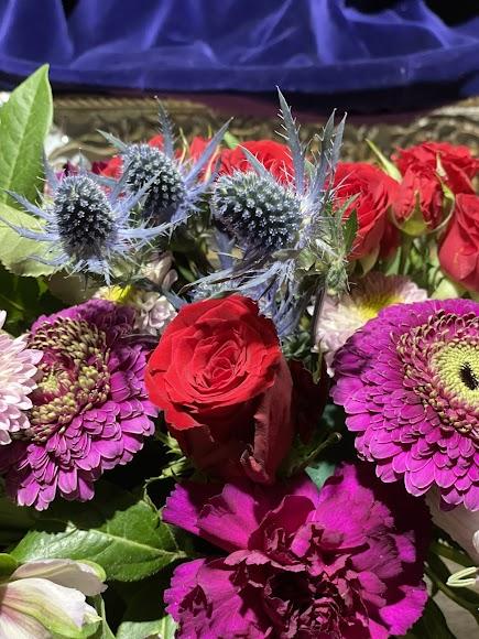 La ornamentación floral, de Gracia&laPenca.