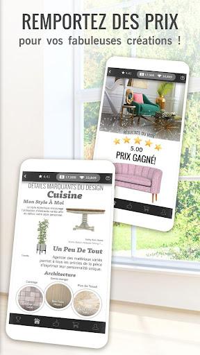 Code Triche Design Home apk mod screenshots 3