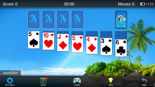 Solitaire!  gameplay | by HackJr.Pw 6