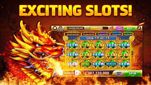 Jackpot Fever u2013 Free Vegas Slot Machines apkdebit screenshots 1