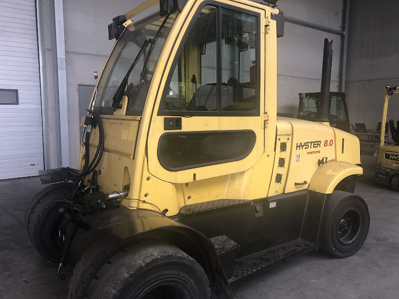 Picture of a HYSTER H8.0FT9