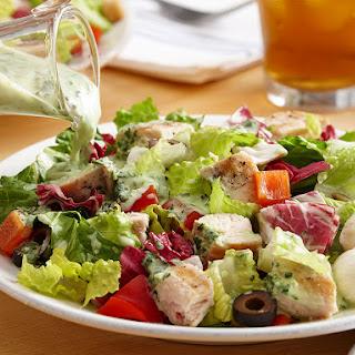 Restaurant Style Chicken Chopped Salad Recipe