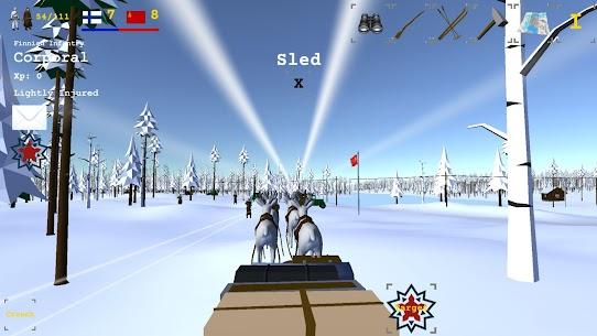Winter War Mod Apk Download For Android and Iphone 6