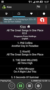 Best Singapore Radios screenshot 1