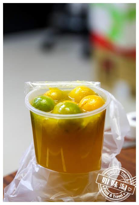 高雄桔之家大王熱桔子汁