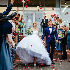 Wedding photographer Ekaterina Sharypova (SharypovaEV). Photo of 01.10.2017