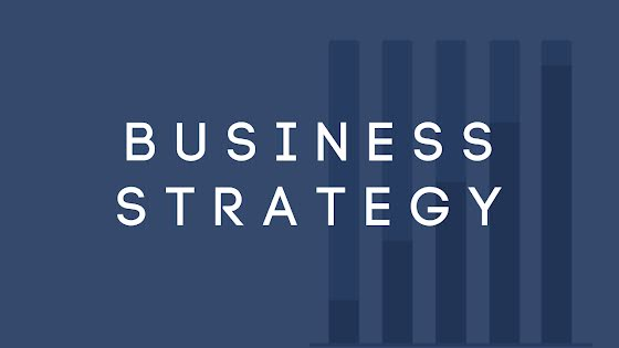 Business Strategy - YouTube Thumbnail Template