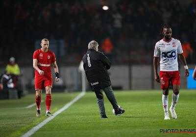"""Bölöni sait pourquoi cela a été difficile pour l'Antwerp : """"Cela n'a pas permis de produire du beau jeu"""""""