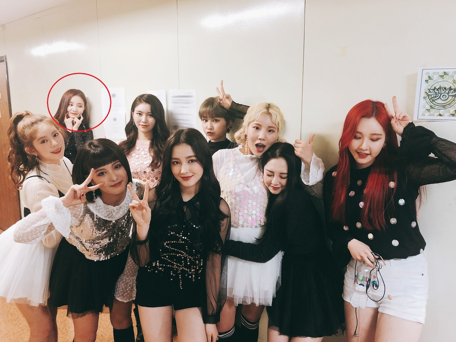 Cute Image Of Coincidence Wallpaper Fans Wonder Why Momoland S Quot Prettiest Member Quot Is Always