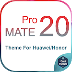 Mate 20 Pro Theme for Huawei/Honor 1.3