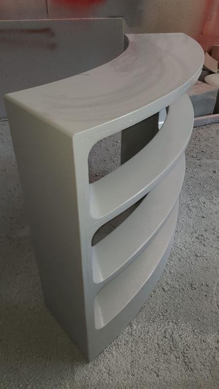 Touche pas à mon poste - 3D meubilair - polyester meubels