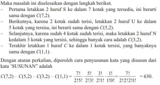 materi matematika kelas 12 bab 3