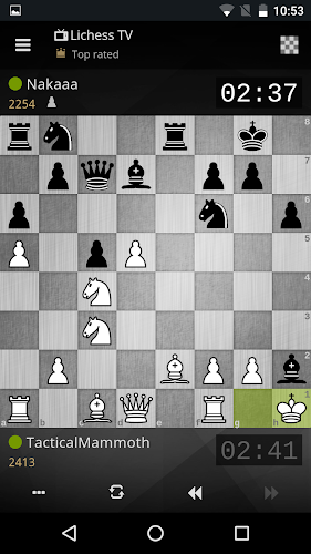lichess • Free Online Chess Android App Screenshot