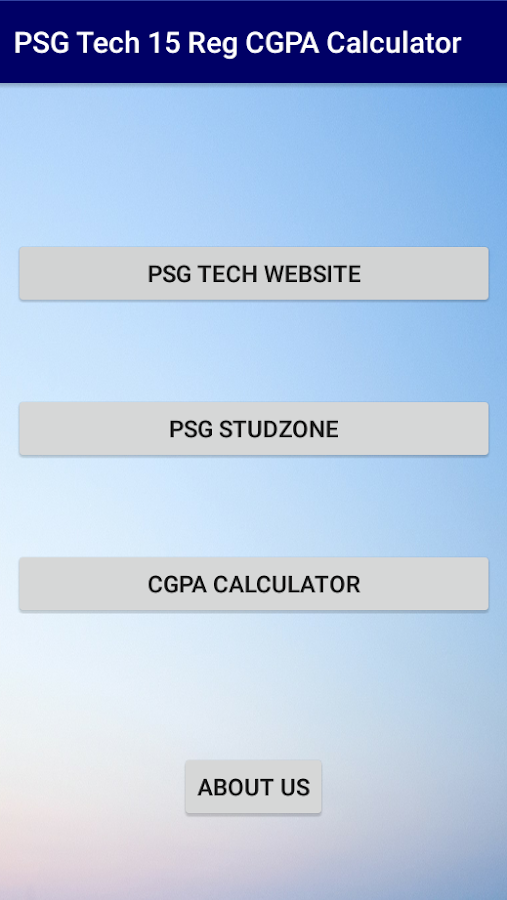 PSG TECH Calc for 15 Reg- screenshot
