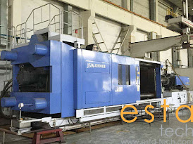 JSW J2500EIII-13600H (2006) Plastic Injection Moulding Machine